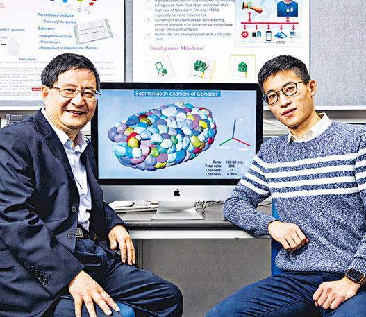 城大新軟件攝細胞分裂照 助研癌症療法