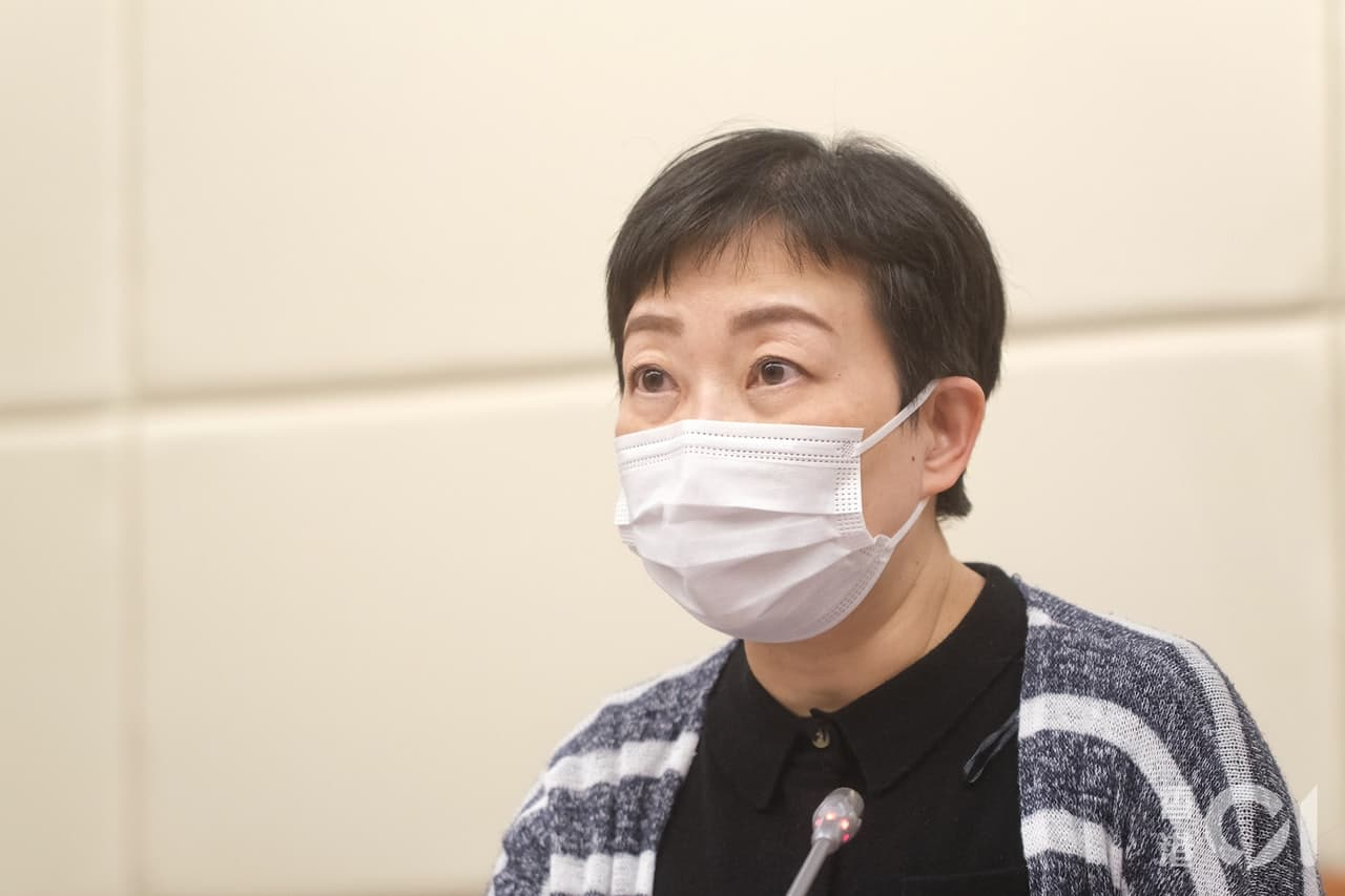 張竹君醫生的丈夫在12月6日因腦癌辭世