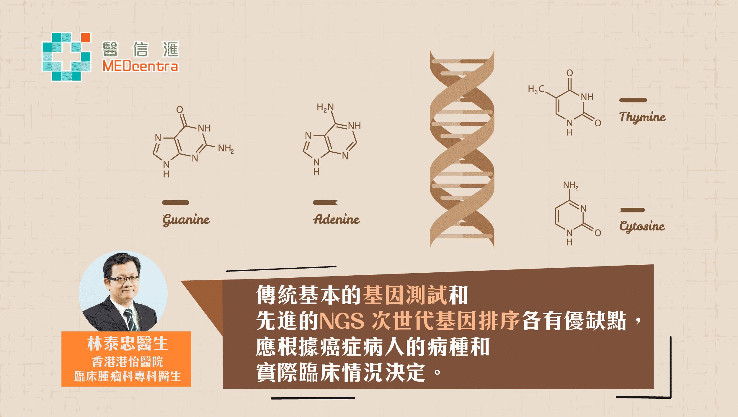 癌症基因檢測的種類和利弊