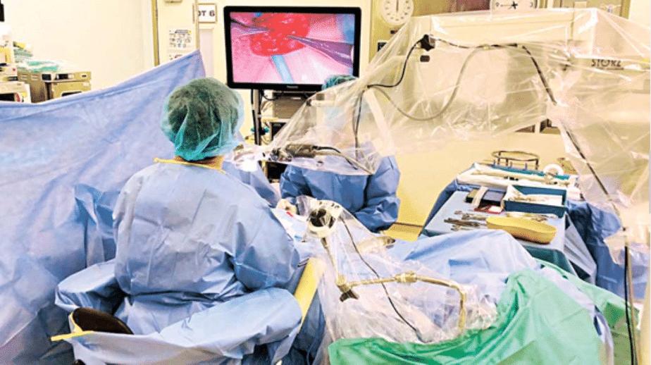 睾丸也會靜脈曲張 手術改善精子質量