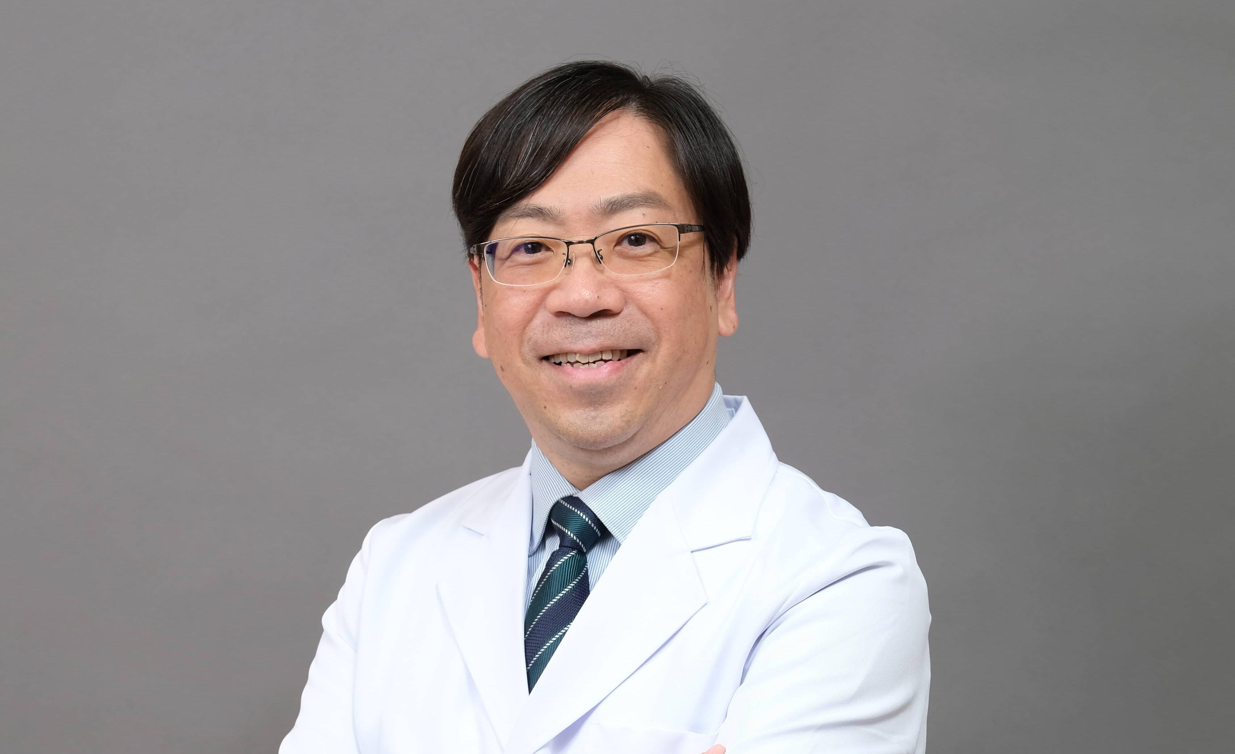 臨床腫瘤科專科醫生蘇炳輝表示,想減低患癌風險,應保持良好飲食習慣。
