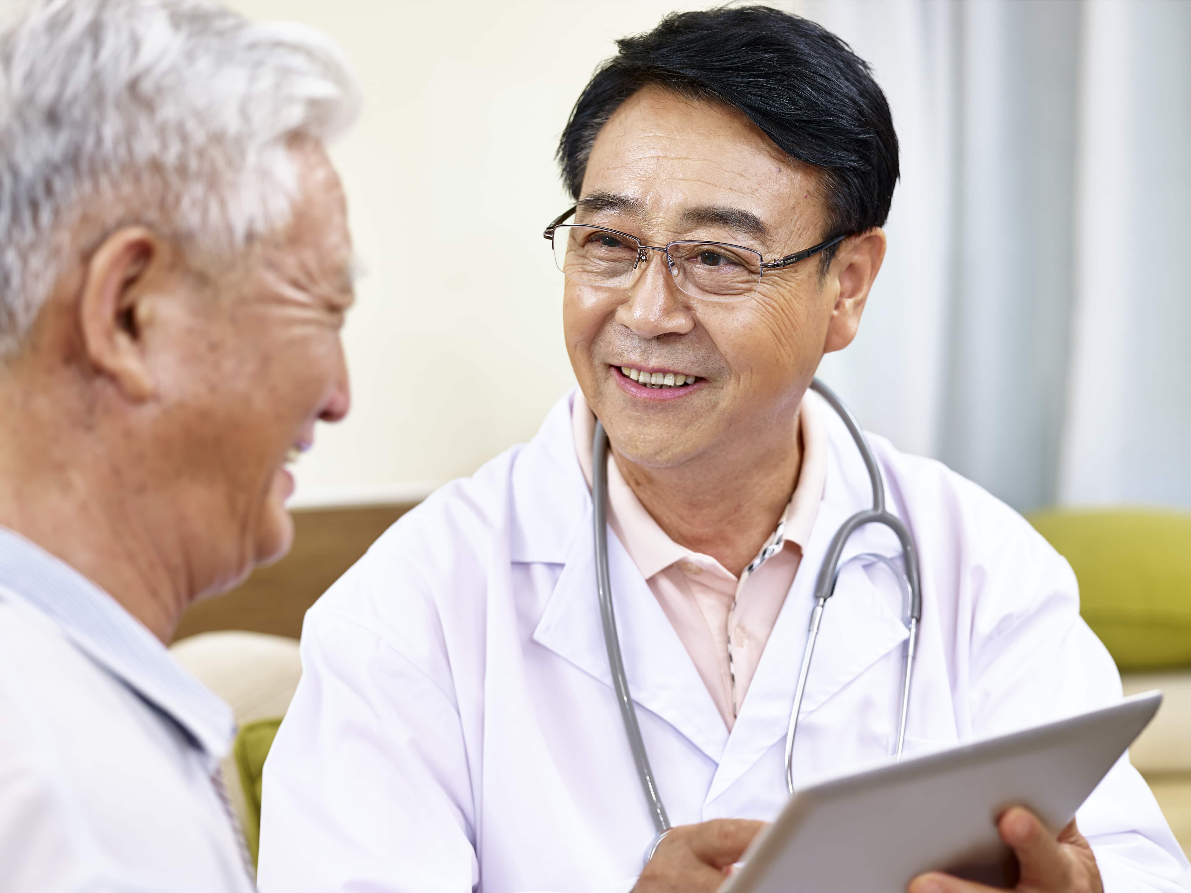 50歲以上市民建議每年進行一次大便隱血測試
