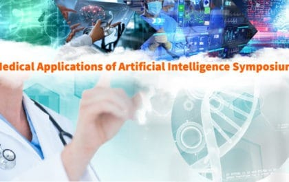 Medical Applications of Artificial Intelligence Symposium(HKSTP)