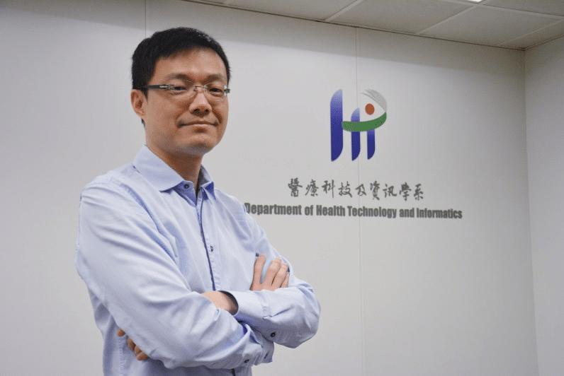 陳穎志博士 Dr Lawrence Chan